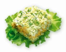 """Как приготовить салат """"Мимоза""""?"""