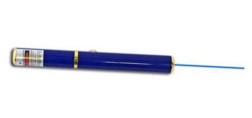 Синяя лазерная указка, принцип работы