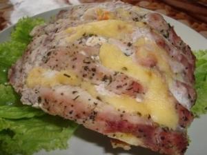 Мясо на 8 марта