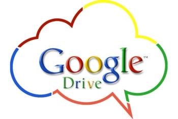 Гугл Диск логотип