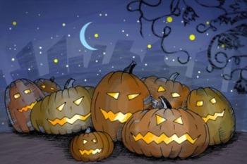 Хэллоуин и тыквы