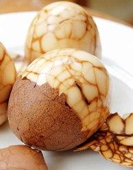 Китайские яйца на Хэллоуин