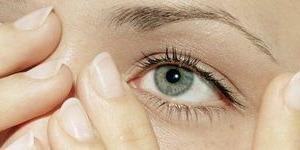 Вибрационный массаж для глаз