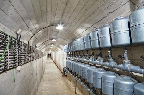Энергоснабжение бункера