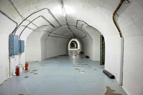 Бункер от конца света 21 декабря 2012 года внутри