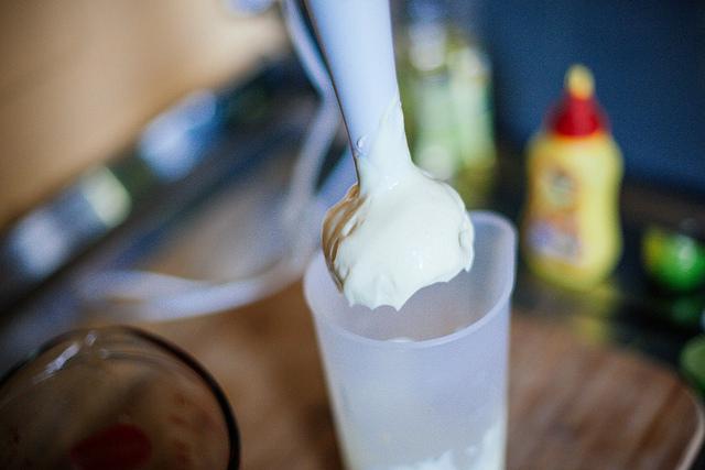 как приготовить майонез без яиц