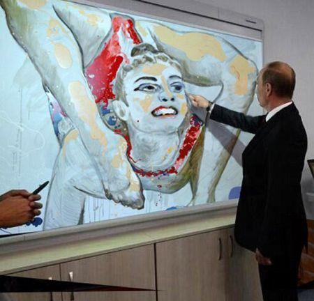 Классика жанра и Путин
