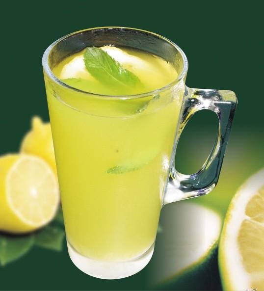 как сделать лимонад из лимона