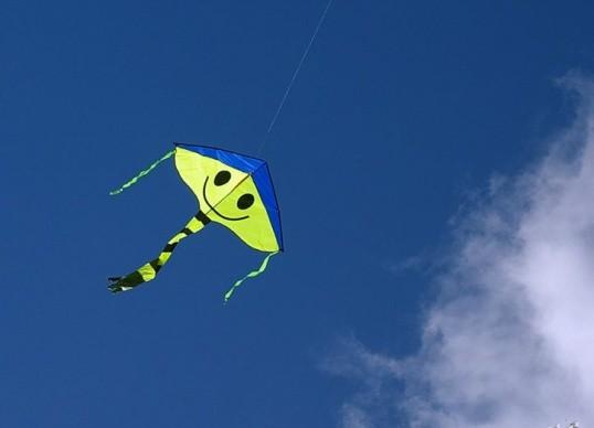 как сделать воздушного змея фото