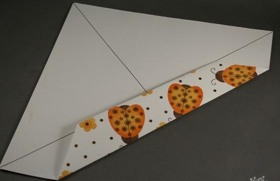 как делать из бумаги коробку