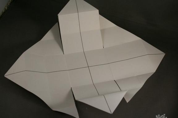 оригами из бумаги фото коробка
