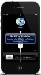 как активировать iphone 6