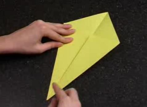 лебедь модульный из бумаги