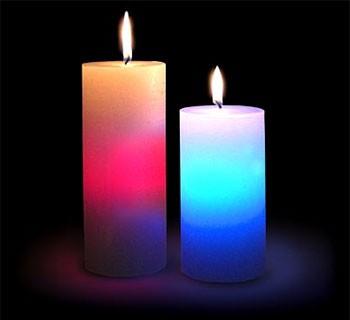 как сделать свечу своими руками