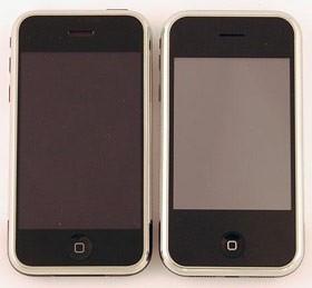 Как отличить IPhone 3g от 3gs?
