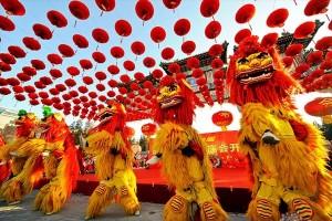 когда китайский новый год
