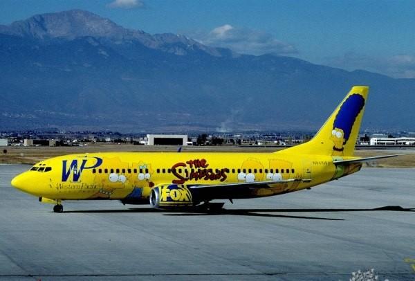 самолет выполняющий чартерный рейс