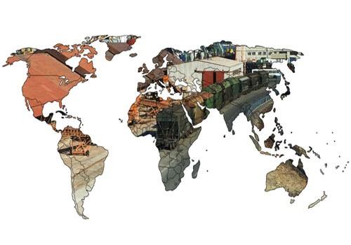 Экспорт во всем мире