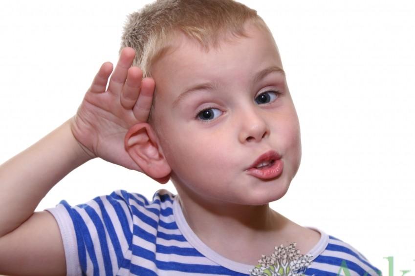 Как проверить слух у ребенка?