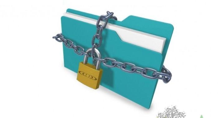 Папка с паролем