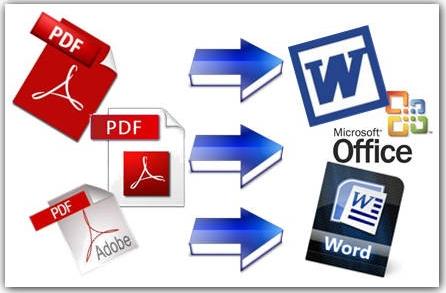 Как перевести WORD в PDF и PDF в WORD