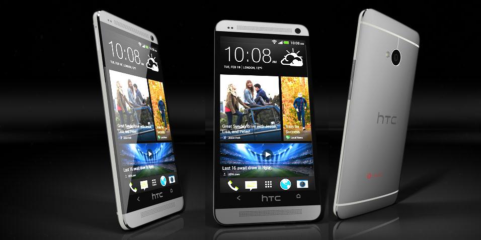 Соединить HTC One с компьютером