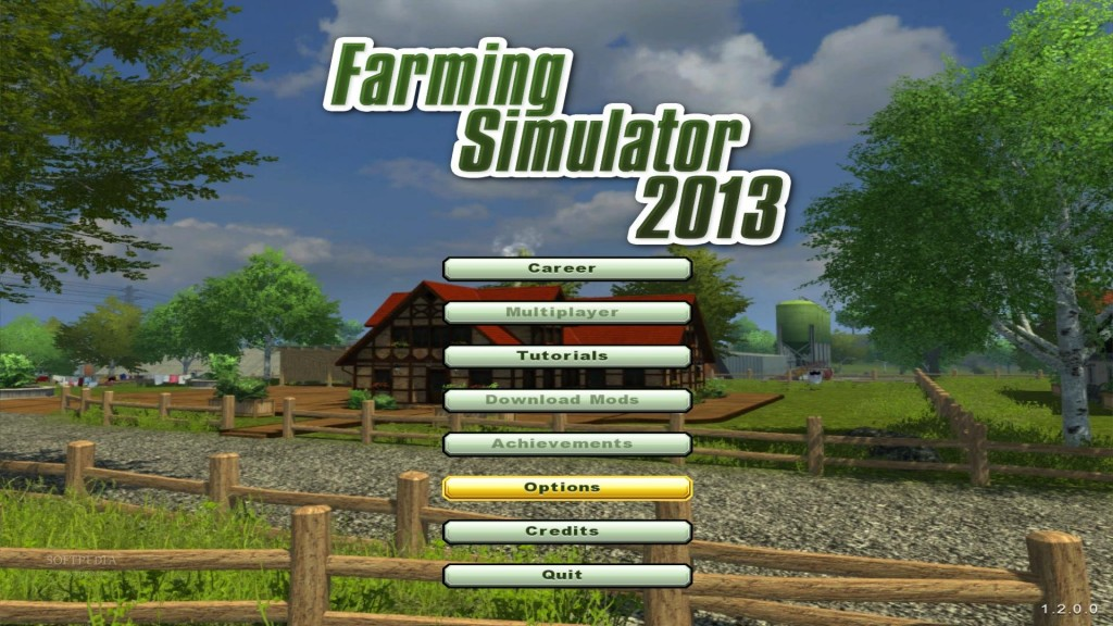 Играть Farming Simulator 2013 онлайн