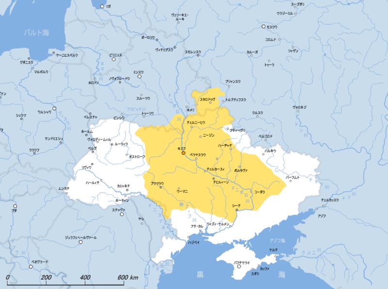 Какой была Украина до 1654 года