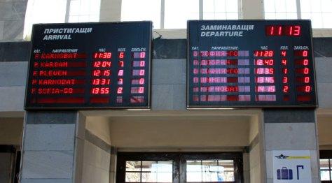 Какой часовой пояс в Болгарии