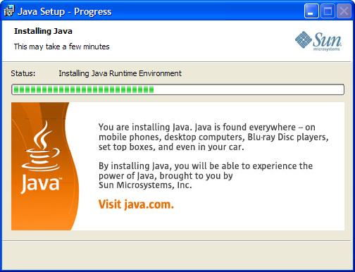 Почему выскакивает java update available?