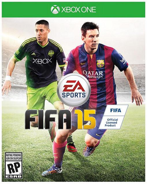 Какую игру выбрать FIFA 15 или PES 15?