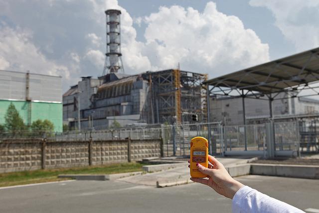 Атомная энергетика в Украине