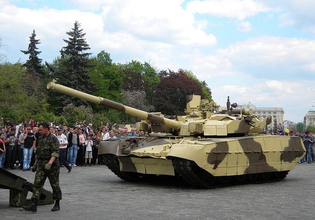 сколько танков оплот на вооружении украины
