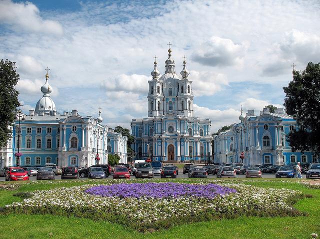 Сколько в Санкт-Петербурге русских православных церквей