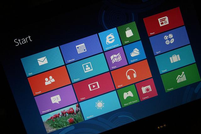 В чем разница между Windows 7 и Windows 8