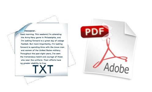 Как сделать TXT из PDF