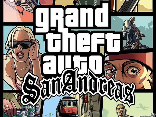 Из-за чего GTA San Andreas вылетает?