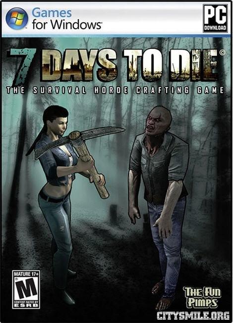 Из-за чего 7 Days to Die вылетает?