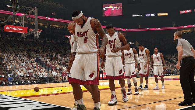 Из-за чего NBA 2k14 не сохраняется?