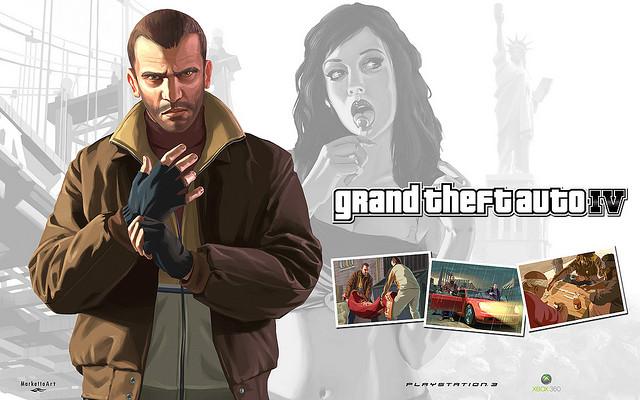 Почему GTA 4 не открываеться?