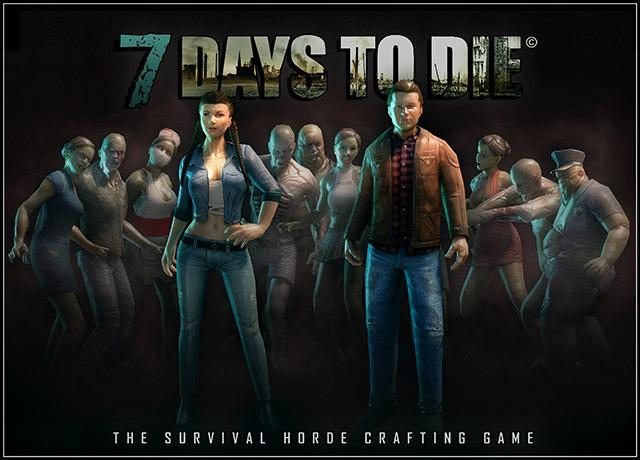 Из-за чего 7 Days to Die лагает?