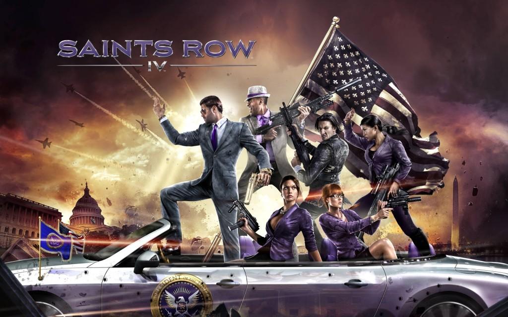 Почему не открывается Saints Row 4?