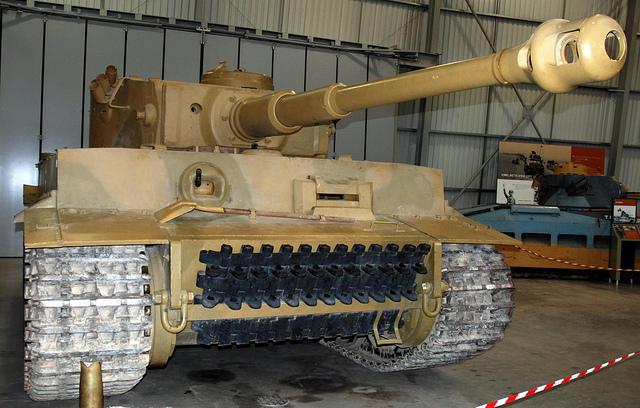 Как оборудовать танк Е75?