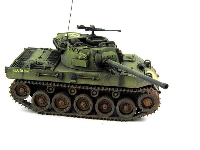 Как оборудовать танк Т69?