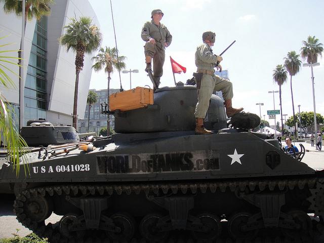 Как оборудовать танк T71?