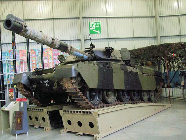 Как оборудовать американский Т-34?
