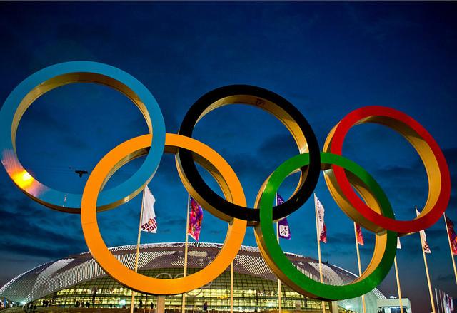 Из-за чего не открылось кольцо на олимпиаде?