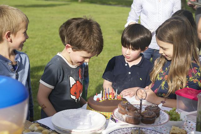 В каком месте отметить день рождения?