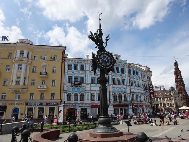 Сколько стоит арендовать комнату в городе Казань?
