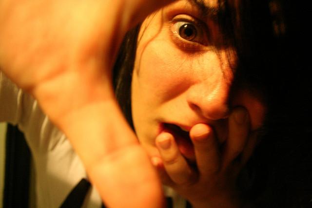 """Обоснование выражения: """"у страха глаза велики""""!"""